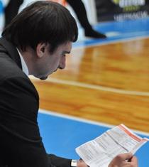 Володимир Холопов: «Команда будується як мозаїка»